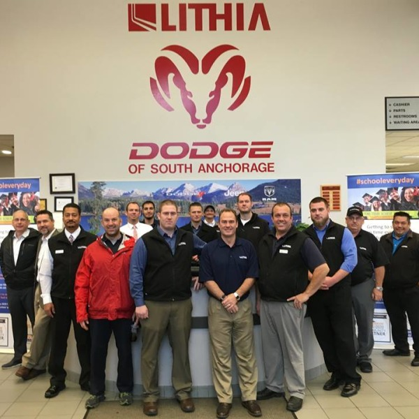 Lithia Chrysler Jeep Dodge Of South Anchorage