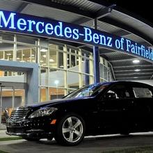 Mercedes Benz Of Fairfield